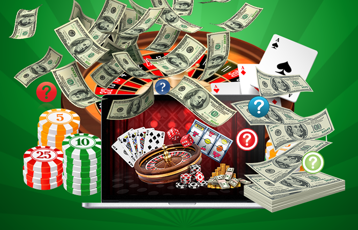 Play online casino and win money