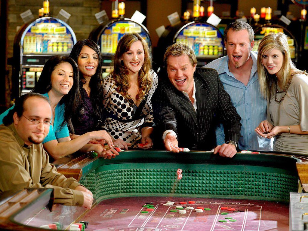 casino games algorithm